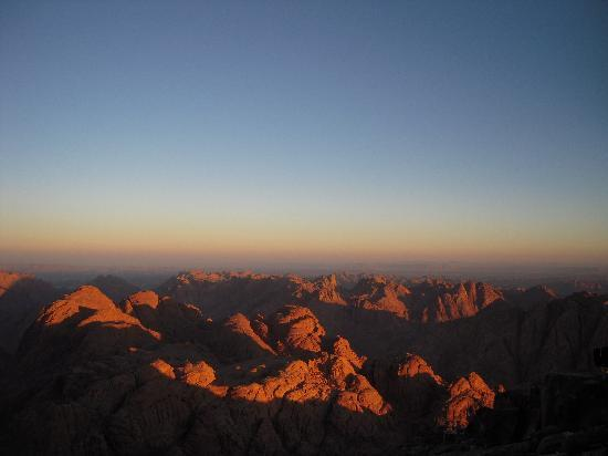 Mount Sinai: シナイの山々