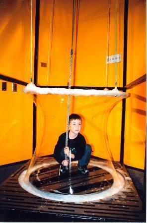 ScienceWorks Hands-on Museum: Bubbleology Exhibit