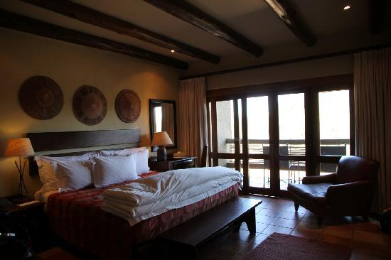 Kapama River Lodge: Habitación