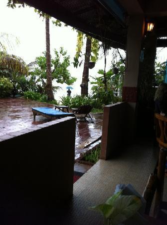 Spa Resort: view