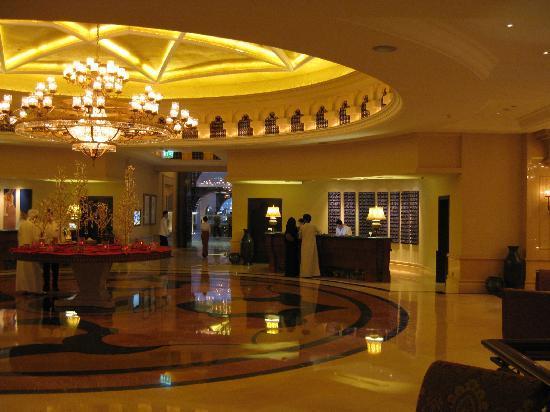 Shangri-La Hotel, Qaryat Al Beri, Abu Dhabi: Lobby