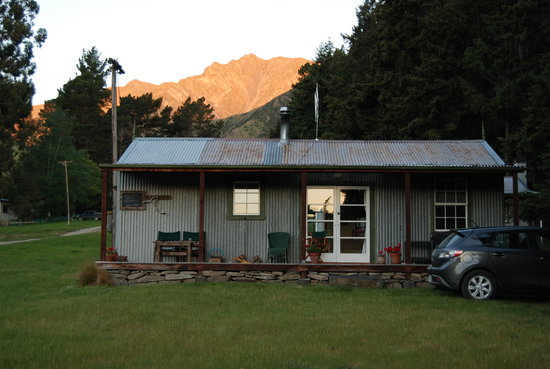 Lake Hawea Station : Homespur Cottage