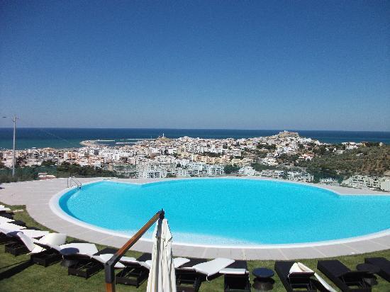 Coppitella, İtalya: La piscina