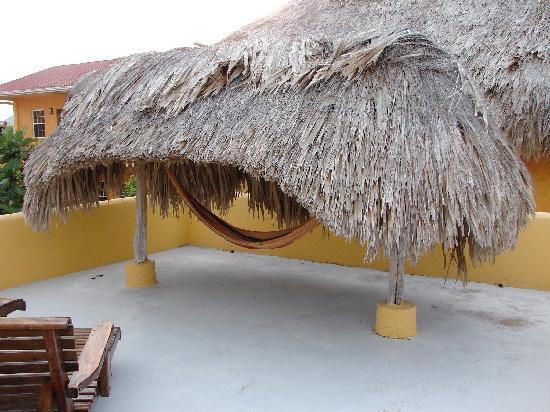 Seaside Cabanas: roof top cabana