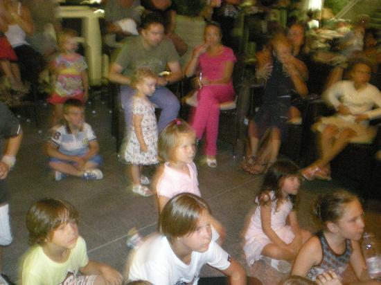 Hotel Alexander: serata divertente per i bimbi