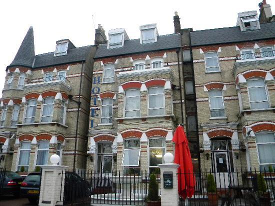 Clean Sheets Picture Of Euro Hotel Clapham London Tripadvisor