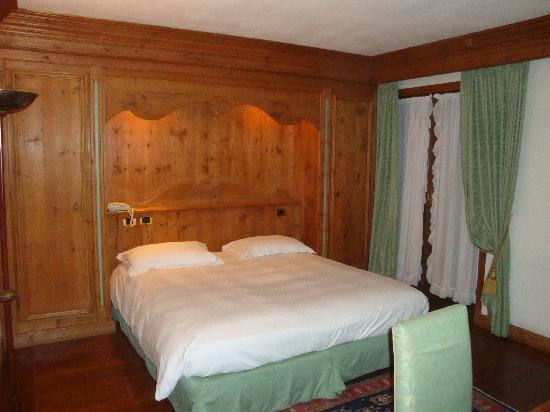 Faloria Mountain Spa Resort: bienvenue au chalet