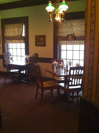 Fergus Falls, Μινεσότα: Dining room