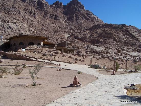 St. Katherine Tourist Village (Wadi Raha Hotel): The resturant