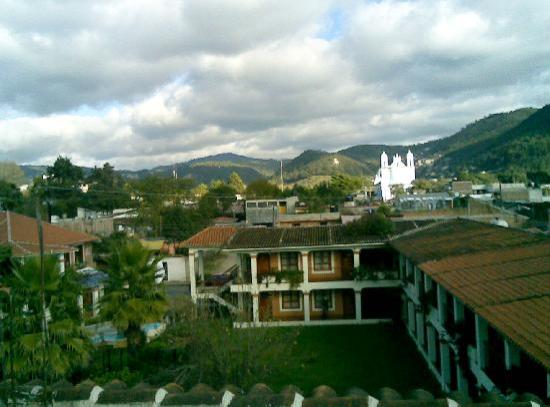 Hotel Jardines del Carmen: View from the rooftop