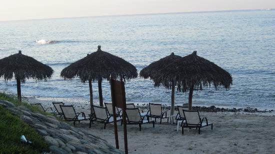 The Royal Suites Punta de Mita: Beach at RS