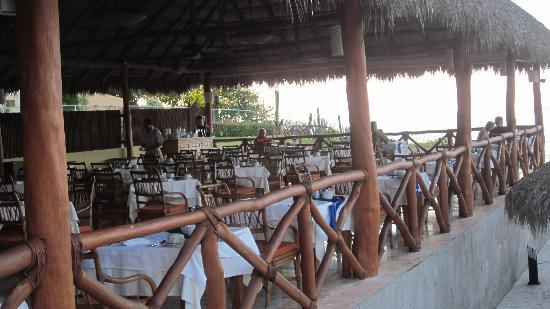 The Royal Suites Punta de Mita: Restaurant