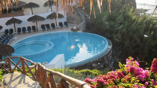 The Royal Suites Punta de Mita: Adult pool at Palladium