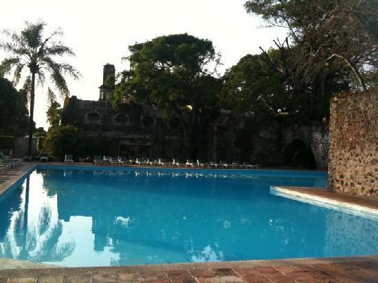 Hotel Hacienda Cocoyoc: Pool