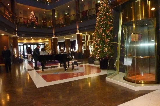 Hotel Plaza Andorra: hall hotel