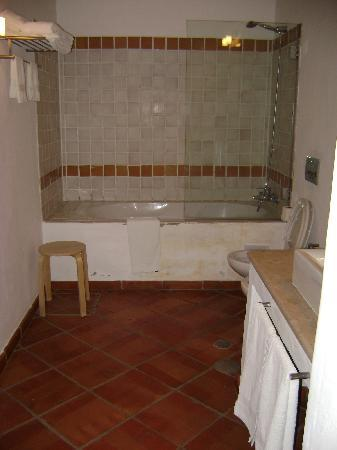 Monte do Carmo Hotel Rural: Rural Hotel. Bathroom.