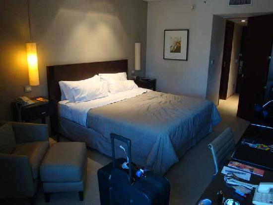 Sheraton Libertador Hotel: spacious room
