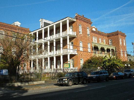 St. Vincent's Guest House: Hotel