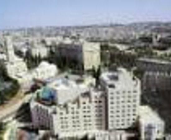 Dan Panorama Jerusalem Thumbnail