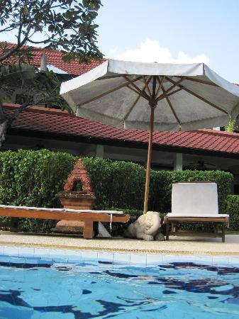 كارينثيب فيليدج: Great pool