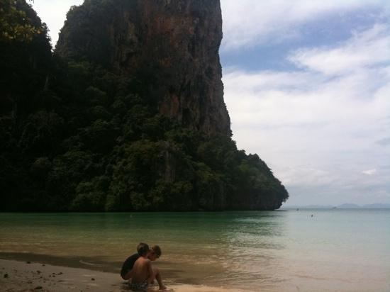 Railay Village Resort: la plage