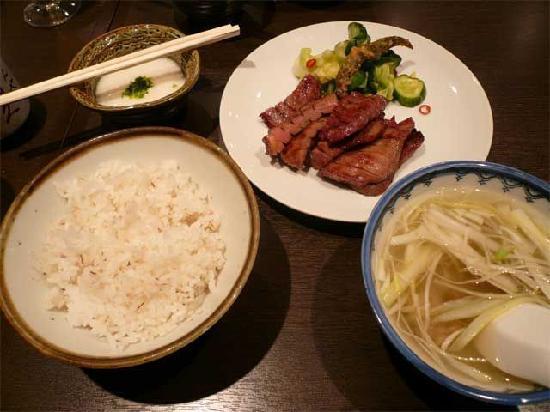 Rikyu Sunmall Ichibanchoten: 牛タンおいしいです!