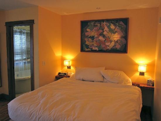 The Rhinecliff: Bedroom