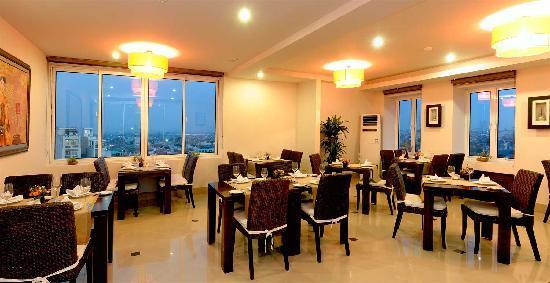 Anise Hotel: Anise Restaurant