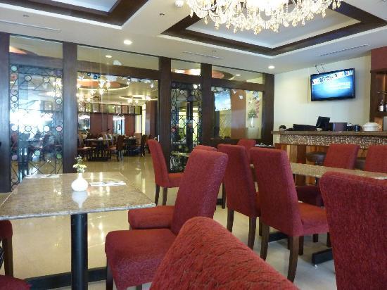 Hotel Elizabeth Cebu: lobby restaurant