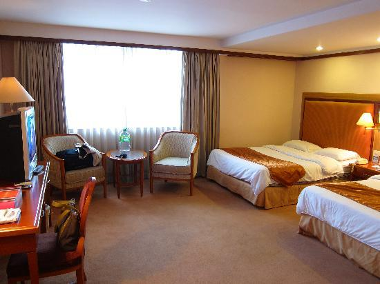 Subic International Hotel : Room