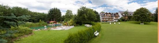 Veldensteiner Forst: Hotelansicht