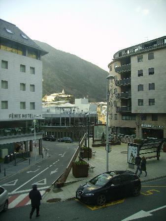 Hotel & Aparthotel Cosmos : vistas