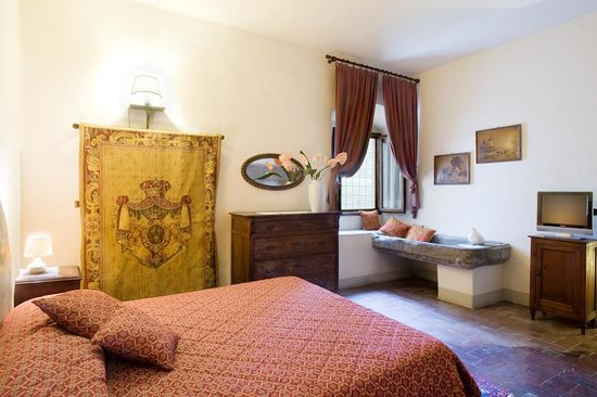 Villa Campestri Olive Oil Resort: Family Apartment