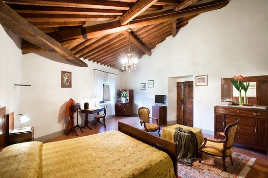 Villa Campestri Olive Oil Resort : Double Room Superior