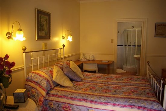 Belvedere Guesthouse: One of our double rooms.