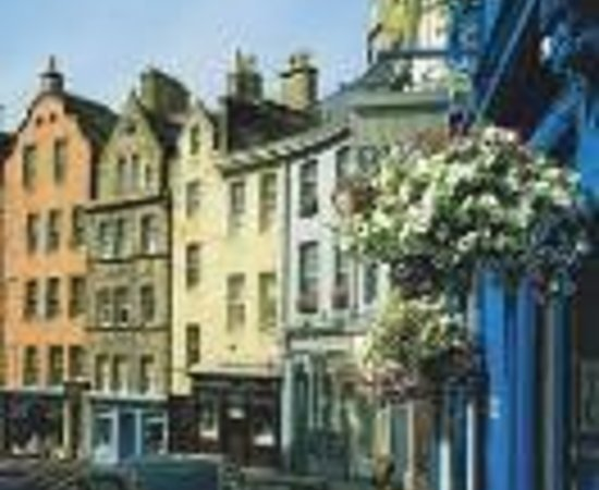 Edinburgh Accommodation Thumbnail