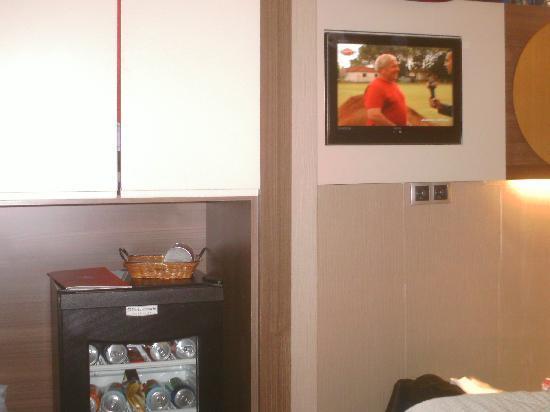 Klas Hotel: room