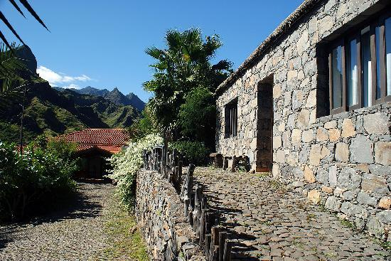 Pedracin Village: You will sleep in traditional thatched houses