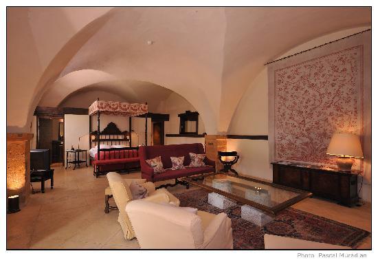 Chateau de Bagnols: Junior Suite Croppet de Varissan