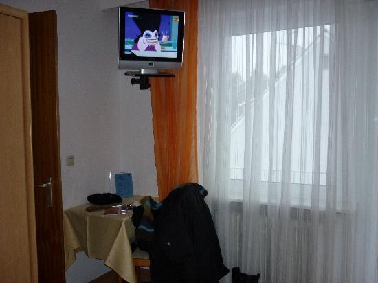 Hotel Bella Vista: tv+scrivania