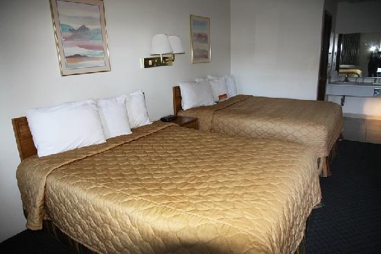 Howard Johnson Express Inn - Roseburg : Unser Zimmer