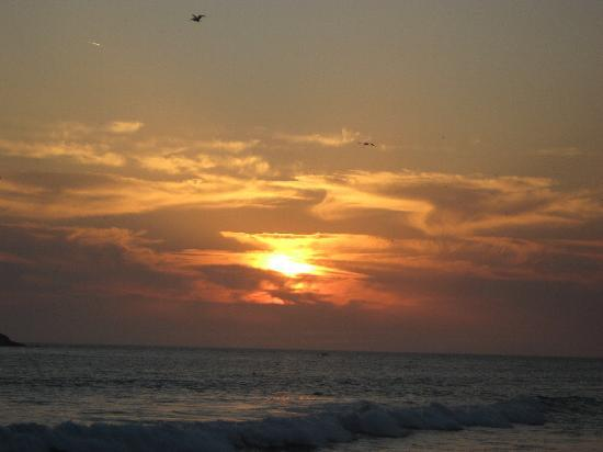 The Palms Resort Of Mazatlan: Our favorite sunset
