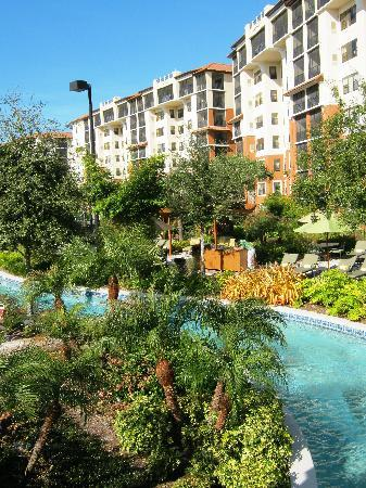 Holiday Inn Club Vacations At Orange Lake Resort: Pool area