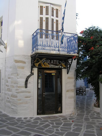Parikia, Grecja: Pirate Jazz Bar
