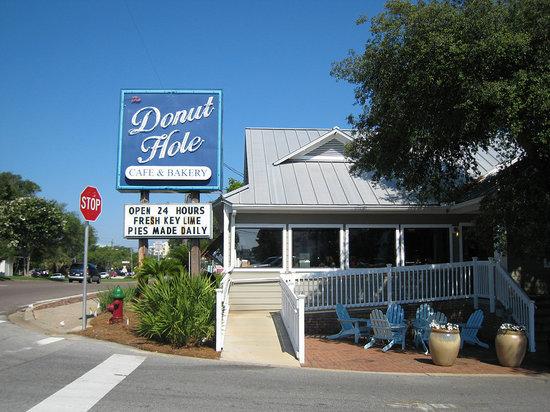Donut Hole Destin Restaurant Reviews Phone Number