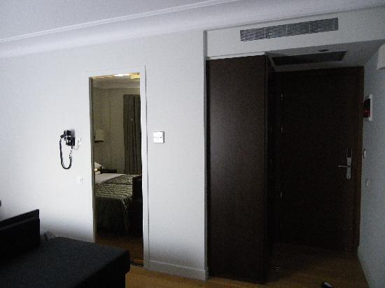 Acropolis Hill Hotel: HABITACION 2
