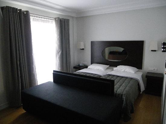 Acropolis Hill Hotel: HABITACION3