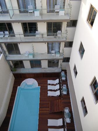 Acropolis Hill Hotel: PISCINA2