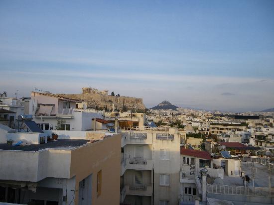 Acropolis Hill Hotel: VISTAS HOTEL