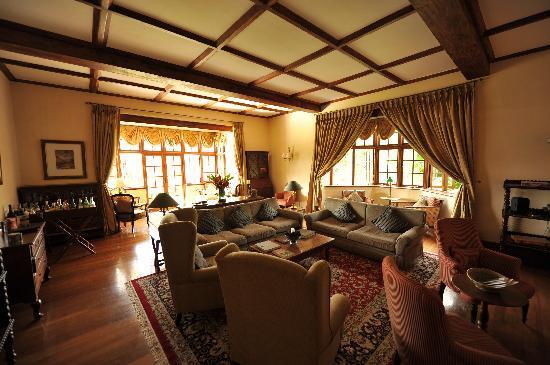 Hatton, Sri Lanka: Tientsen Sitting Room